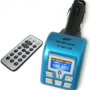 Wireless Receiver and Transmission Car MP3